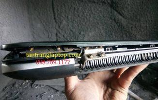 Sửa bản lề laptop dell 4050 phát ra tiếng kêu và cách khắc phục ?