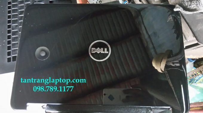 Tân trang laptop quận Tân Phú, nhận Sơn vỏ laptop Dell 4050 bóng loáng