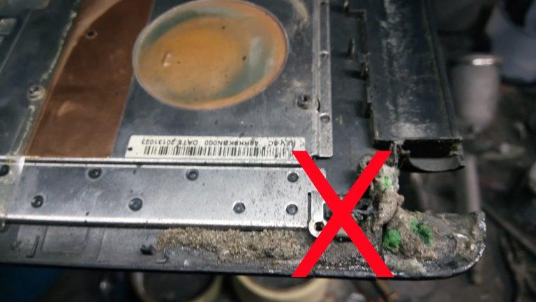 Sửa chữa bản lề laptop sony SVF14 không đúng cách sẽ gây tác hại như thế nào ?