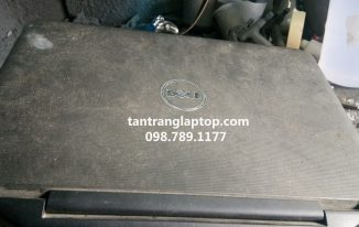 laptop dell vostro 1450 bị chảy sơn và cách khắc phục như thế nào ?