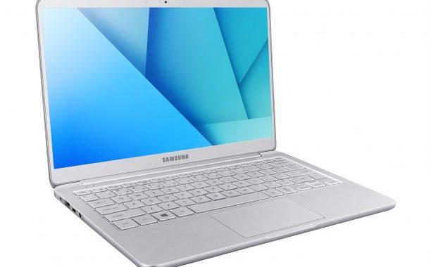Samsung Ra Mắt Dòng Laptop Mới Đầu Năm 2018 Samsung Notebook ultralight 9